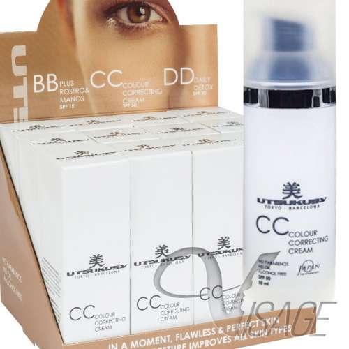 CC Cream – Hell getönte Tagescreme 50 ml