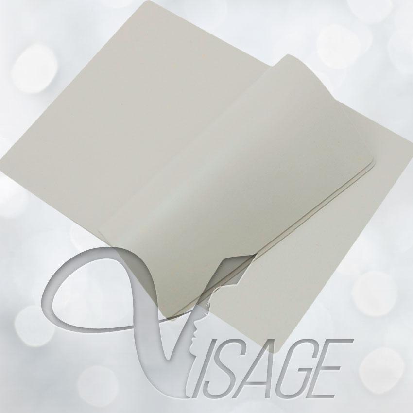 Übungshaut (Übungsmatte) blanko für Microblading-3 Stück