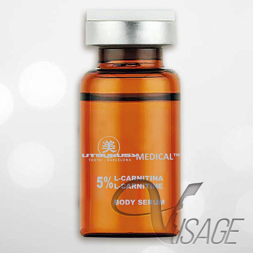 L-Carnitin Body Serum 10 x 10 ml