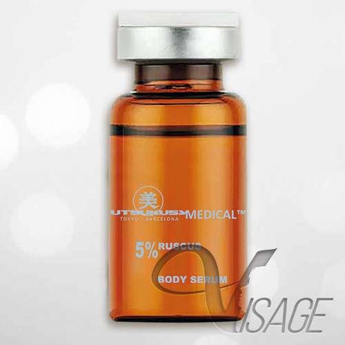 Steriles Ruscus Body Serum 10 x 10 ml
