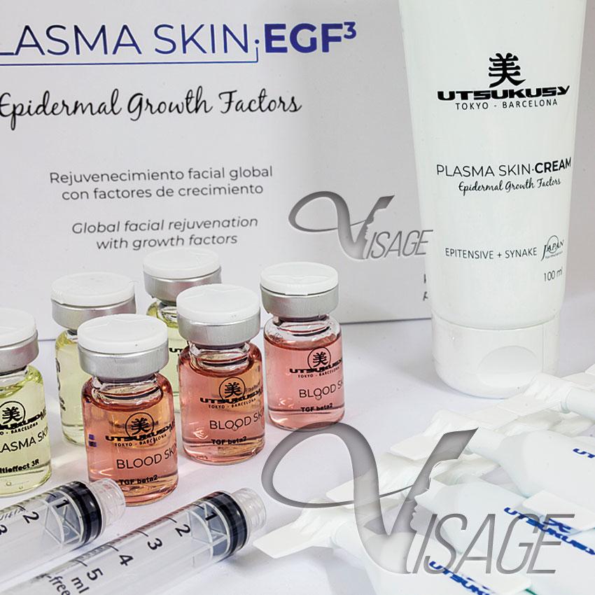 Plasma Skin EGF Profi Set