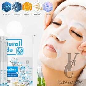 Gesichtsmaske mit Hyaluronsäure - 5 Stk.